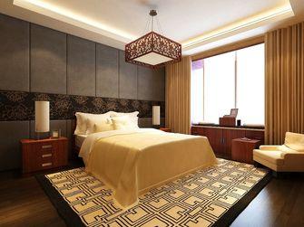 10-15万130平米三室两厅港式风格卧室设计图