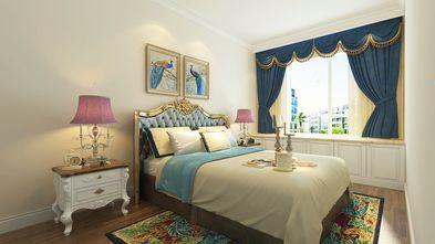 90平米欧式风格卧室装修效果图