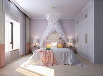 60平米田园风格卧室装修效果图