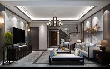 20万以上110平米复式新古典风格客厅图片