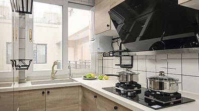 140平米日式风格厨房装修案例