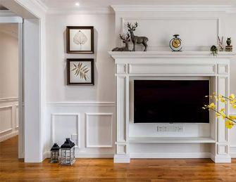 经济型130平米三室两厅美式风格客厅装修图片大全