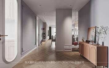 20万以上130平米三室两厅法式风格玄关欣赏图