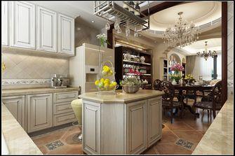 豪华型140平米别墅美式风格厨房设计图