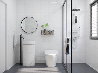 15-20万120平米三室两厅现代简约风格卫生间图片