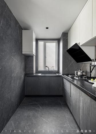 10-15万140平米四室两厅工业风风格厨房装修案例