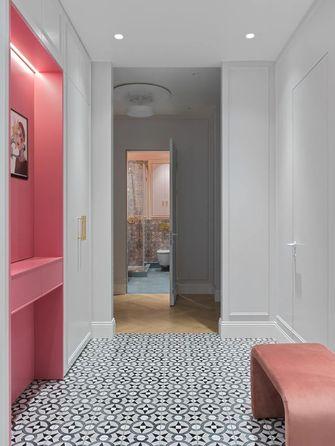 10-15万110平米三室一厅法式风格玄关效果图