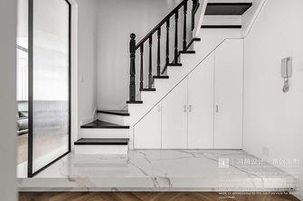 15-20万140平米四室两厅美式风格楼梯间设计图