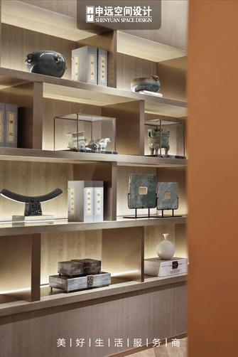 20万以上140平米别墅中式风格书房装修案例