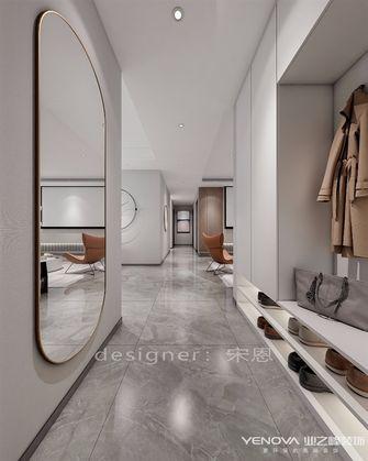 140平米四室四厅北欧风格玄关装修图片大全
