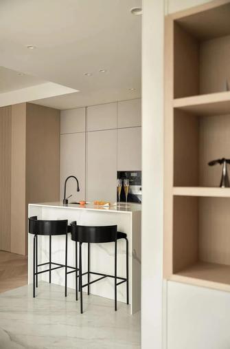 5-10万80平米三室两厅北欧风格厨房装修案例