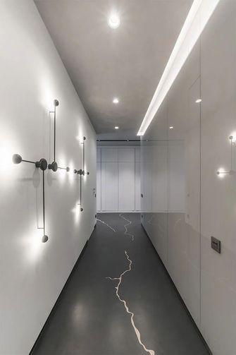 140平米三室一厅轻奢风格走廊欣赏图