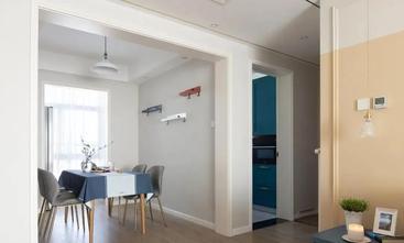 经济型80平米北欧风格客厅效果图