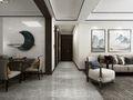 20万以上130平米三新古典风格走廊图