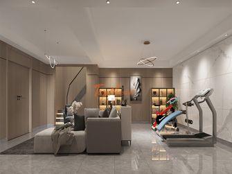 140平米现代简约风格健身房图片