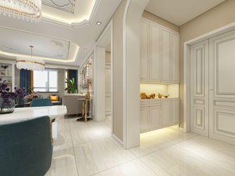 15-20万120平米三室两厅法式风格玄关装修效果图