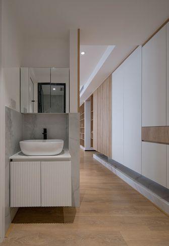 5-10万70平米三室两厅日式风格卫生间装修案例
