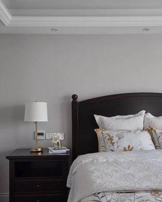 90平米美式风格卧室装修图片大全