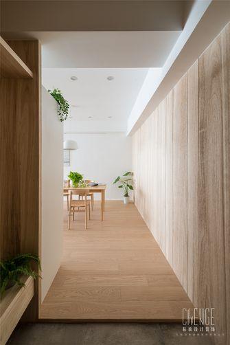 富裕型80平米日式风格走廊欣赏图