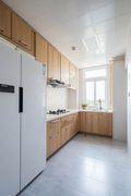 富裕型120平米三室两厅地中海风格厨房设计图