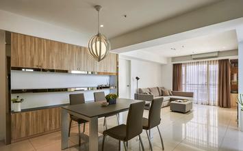 富裕型100平米四室两厅港式风格餐厅图