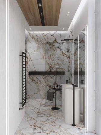 20万以上140平米三室两厅现代简约风格卫生间装修案例