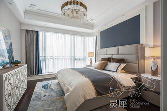 140平米三室一厅欧式风格卧室装修效果图