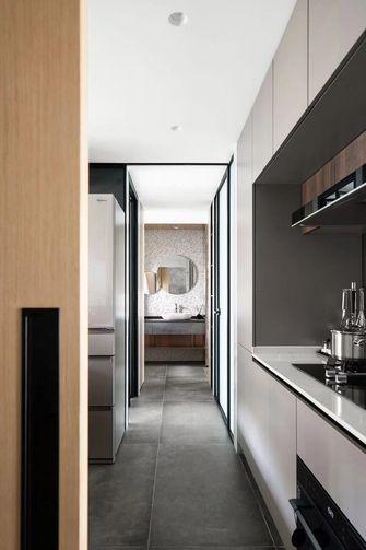富裕型70平米三室两厅日式风格厨房装修案例