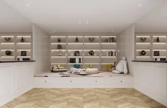 豪华型140平米法式风格书房欣赏图