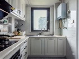15-20万130平米三室两厅欧式风格厨房装修案例