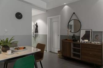 经济型120平米三室两厅现代简约风格餐厅设计图
