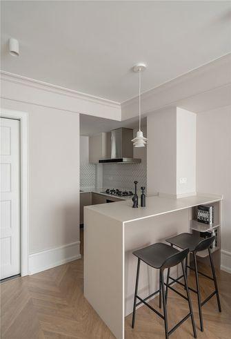 5-10万60平米公寓混搭风格厨房装修图片大全