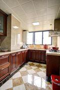 140平米四室三厅欧式风格厨房图片
