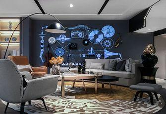 20万以上140平米别墅轻奢风格客厅装修图片大全