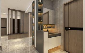 10-15万80平米三室两厅轻奢风格玄关设计图