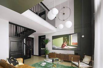 经济型90平米一室一厅新古典风格客厅装修图片大全