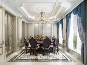 20万以上140平米别墅英伦风格餐厅装修案例
