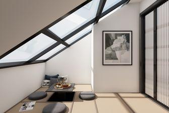 20万以上140平米别墅现代简约风格阁楼效果图