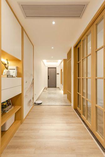 经济型80平米日式风格走廊图