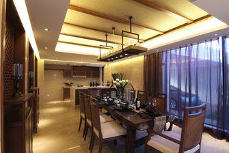 120平米三东南亚风格客厅装修案例