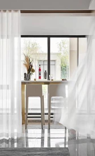 富裕型140平米四室两厅现代简约风格阳台装修效果图