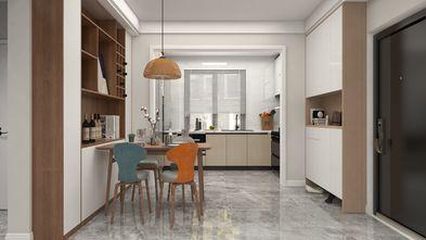 10-15万90平米三现代简约风格餐厅装修案例