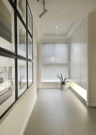 富裕型120平米复式混搭风格走廊欣赏图