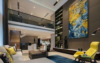 豪华型140平米四室五厅轻奢风格客厅装修案例