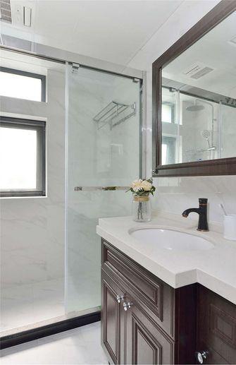 10-15万120平米三室两厅美式风格卫生间图片大全