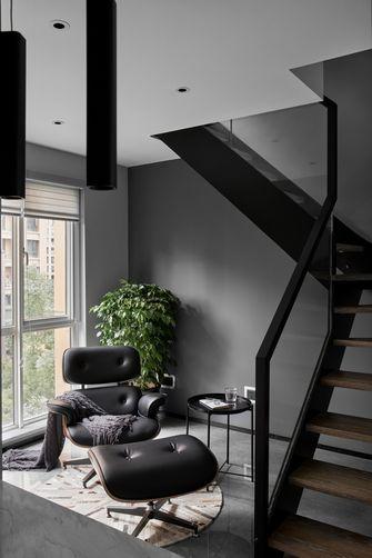 富裕型140平米四室两厅现代简约风格楼梯间设计图
