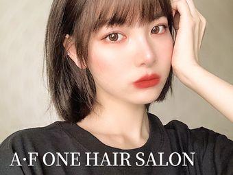 a·f one hair salon(南京西路店)