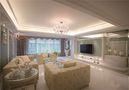 20万以上100平米法式风格客厅图