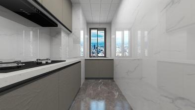 经济型120平米四室两厅现代简约风格厨房装修效果图
