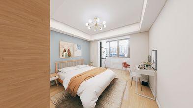 5-10万60平米一室一厅美式风格卧室装修案例